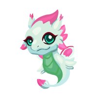 Winter Lily Dragon