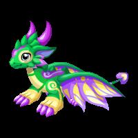Make a Wish Dragon Tales Event