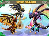 Spirit Search Dragon Tales Event