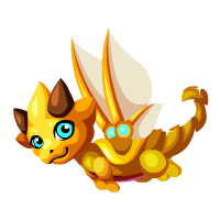 Flutterglint Dragon