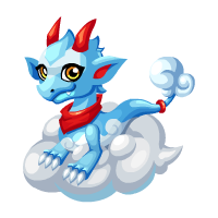 Cloud Rider Dragon