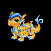 Razorback Dragon