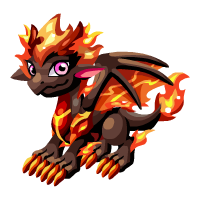 Cinder Fyre Dragon