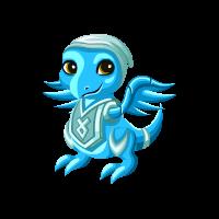 Spirit Warrior Dragon