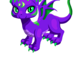 Familiar Dragon