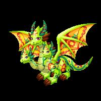 Hueful Heavens Dragon Tales Event