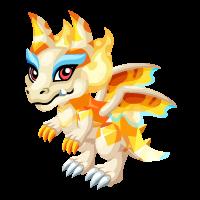 Crystal Hearth Dragon