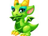 Jealous Dragon