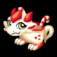 Peppermint Mocha Dragon