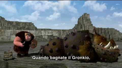 Dragon Trainer - Addestramento Draghi - Lezione 2 - Il Gronkio