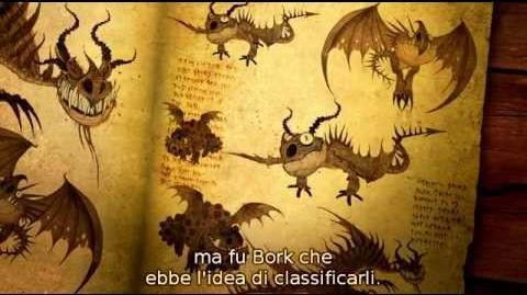 Libro dei Draghi - Dragon Trainer SUB ITA HD
