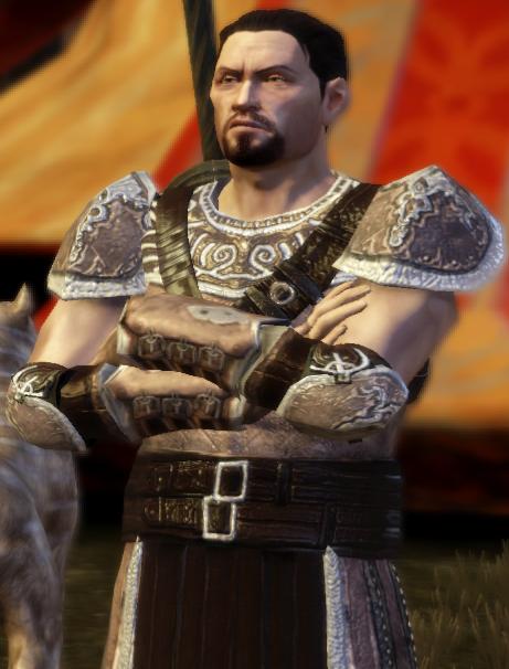 Ash Warrior Leader