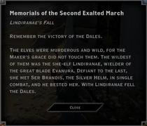 Lindiranae's Fall Landmark Text