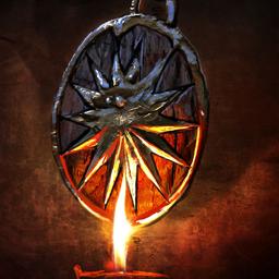 Amulet of Ashes