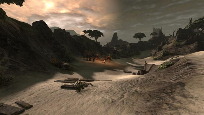 Антиванский лагерь