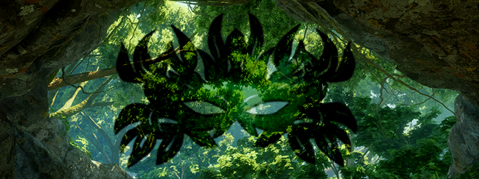 Investigate the Elven Glyphs