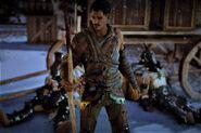 Dorian bei Angriff in Haven