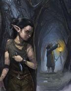 City elf woman