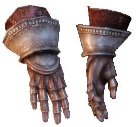 Гномьи дворянские перчатки