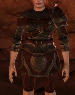 Dwarven Guard Armor