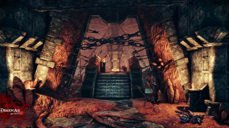 Codex entry: The Fortress of Kal'Hirol