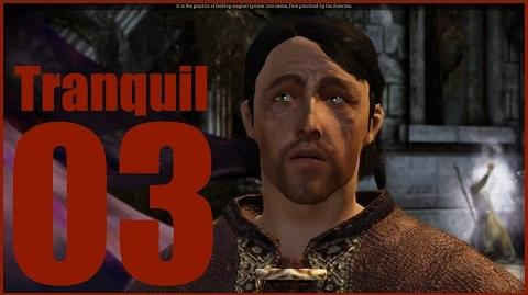 Lets play Dragon Age Origin Part 03 Tranquil