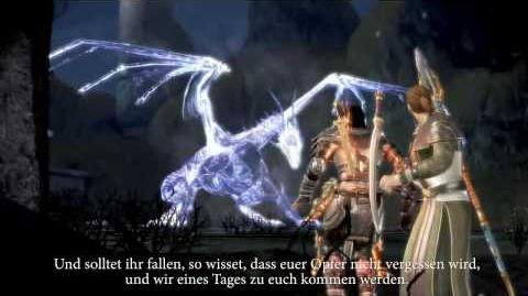 Dragon Age - Awakening Launch Trailer (Deutsch)