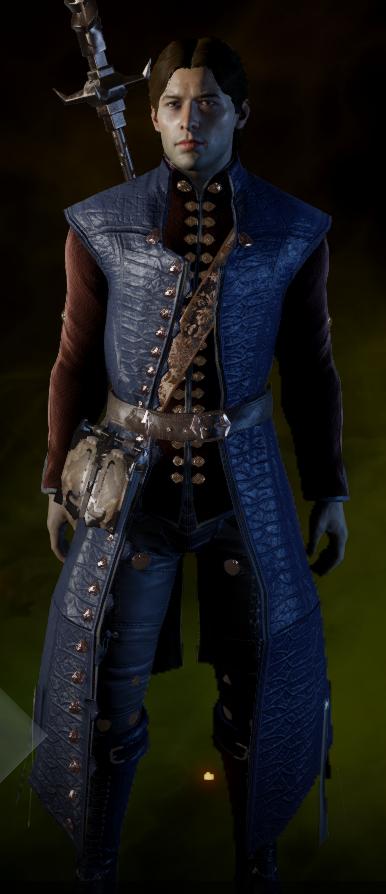Masterwork Battlemage Coat