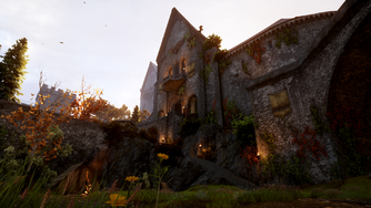 Skyhold Front