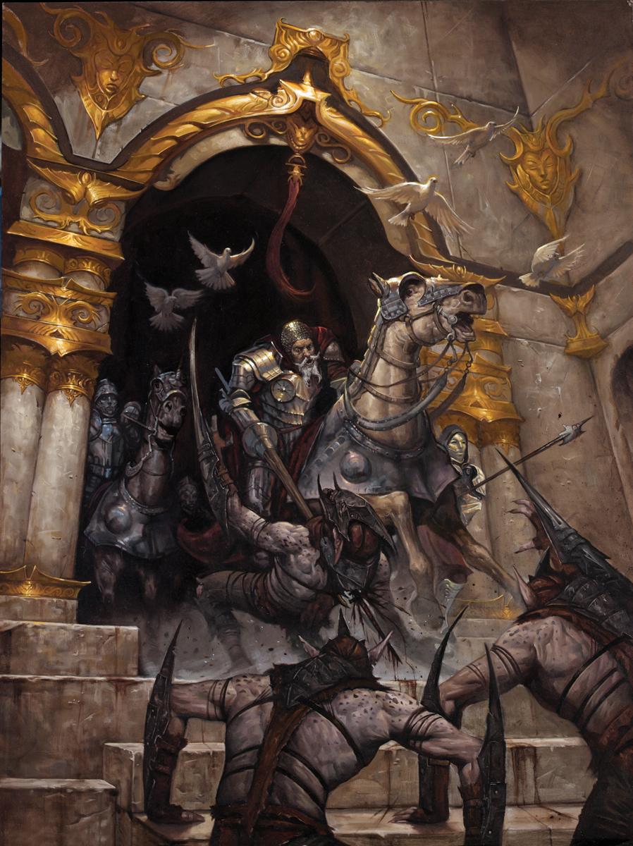 Kodeks: Rycerstwo Orlais