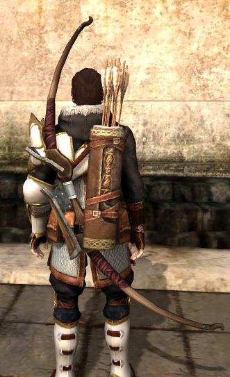 Кодекс: Авварский длинный лук