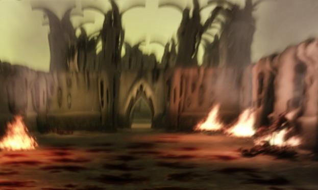 Darkspawn Invasion
