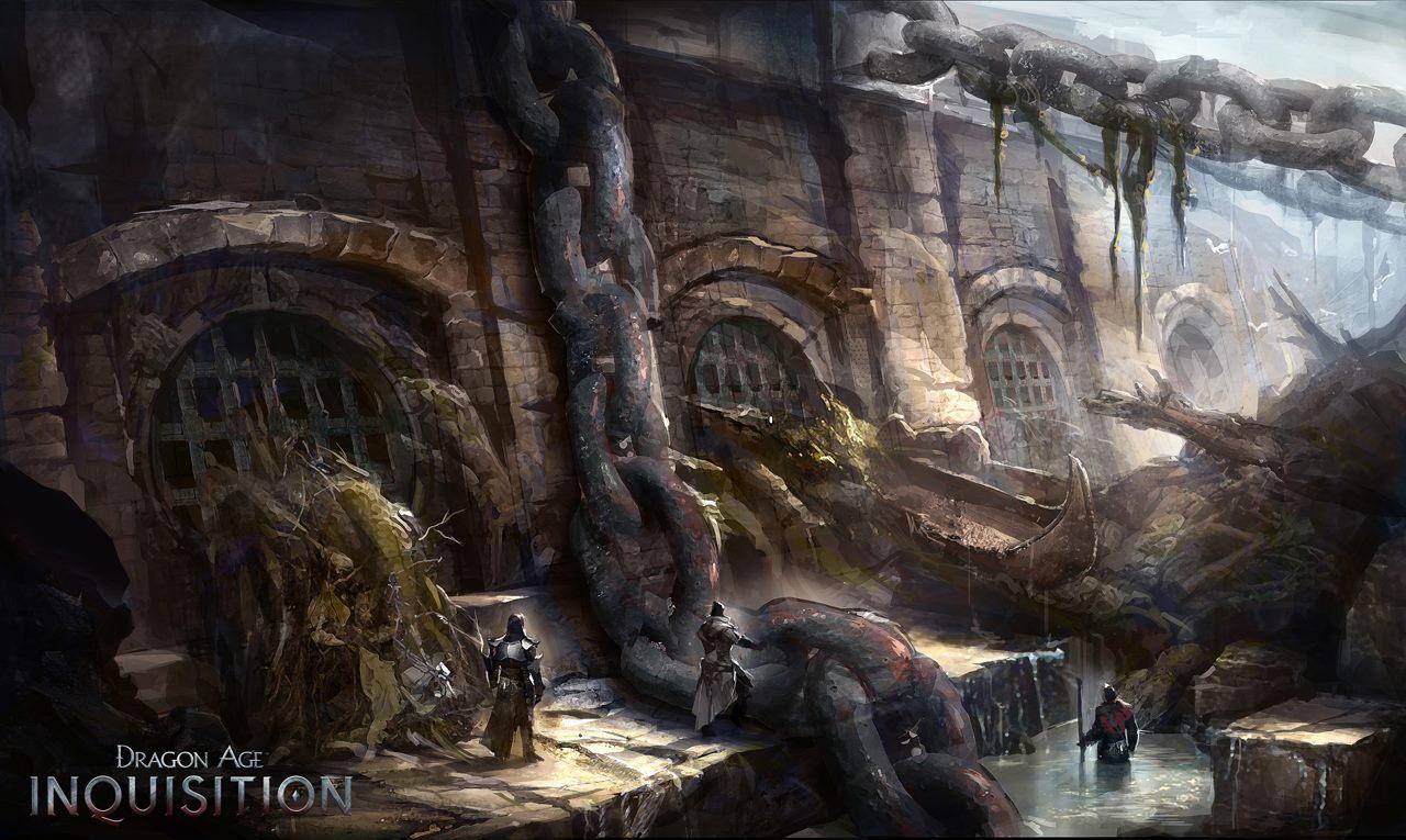 VengefulTemplar/Dragon Age: Inquisition - Concept Art 13