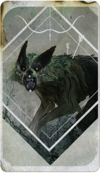 Lavellan Hunter tarot