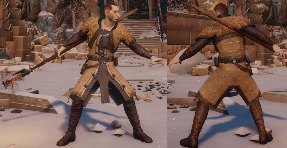 Elementalist's Robes (Abyssal)