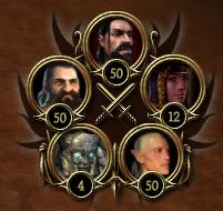 Allies During Final Battle Screenshot