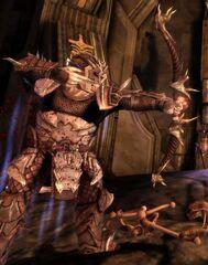 Creature-Genlock Forge Master 2
