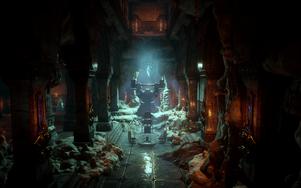Flooded Caves - Dwarven Halls