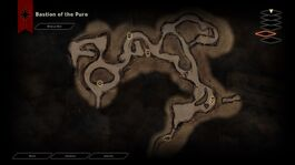 DAI The Descent Bastion Map