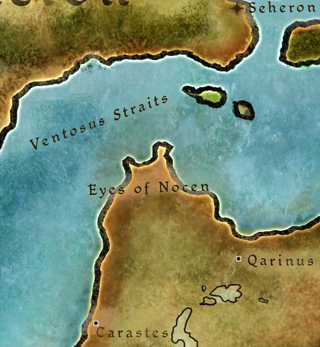 Qarinus map location.png
