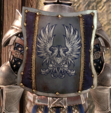 Warden Tower Shield