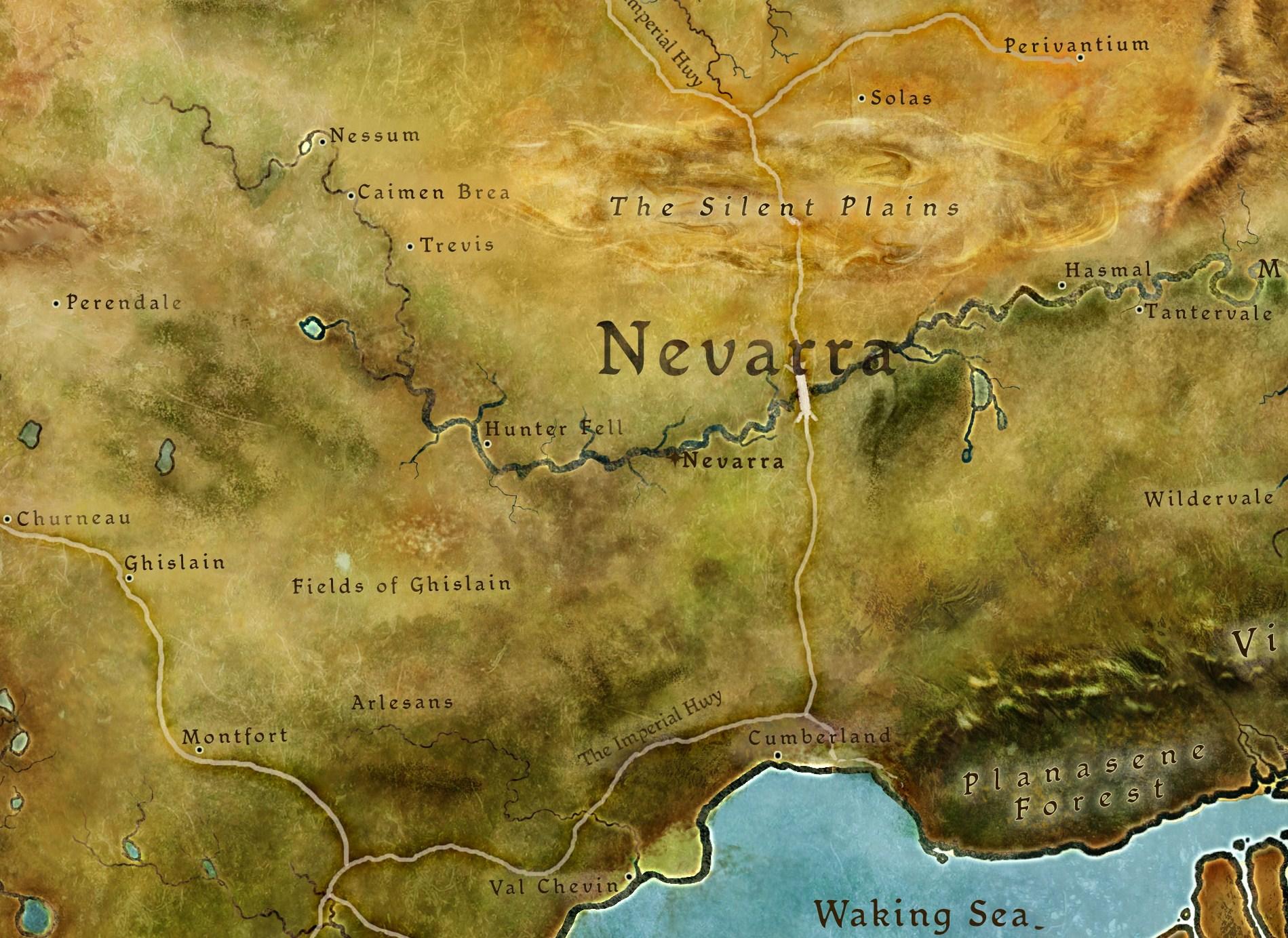 Кодекс: Неварра
