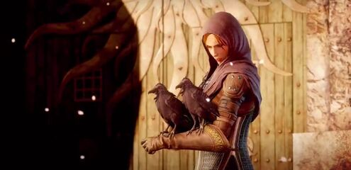 Leliana Ravens