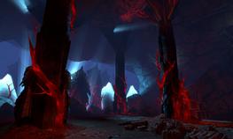 Red lyrium veins dragon age 2