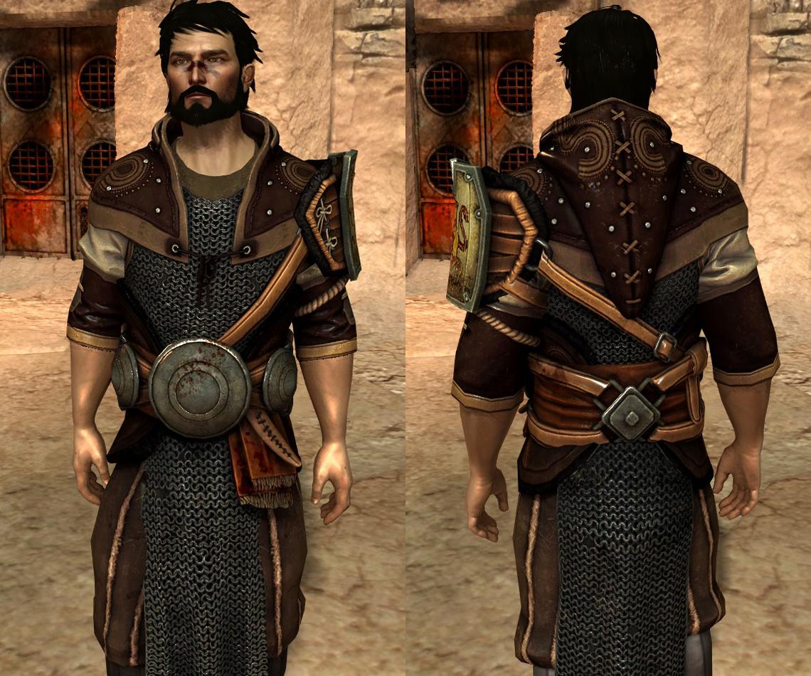 Codex entry: Aldenon's Vestments