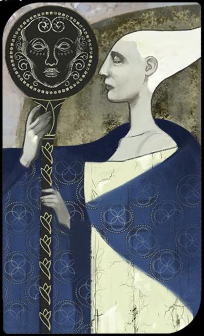 Кодекс: Императрица Селина I Орлесианская