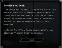 Morrin's Outlook Landmark Text
