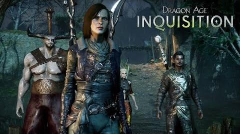 """CrackFoxJunior/Yet another Inquisition trailer - """"The Inquisitor & Followers"""""""
