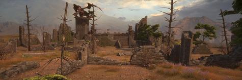 Northern Hunter Ruins