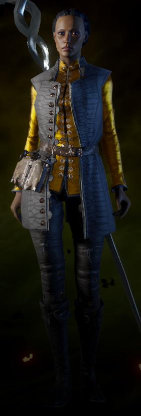 Reinforced Apprentice Armor